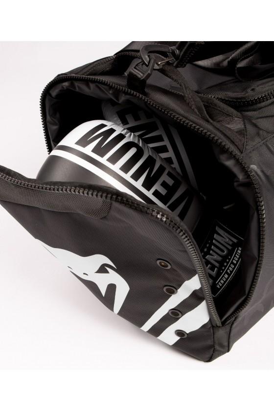 Спортивная сумка Authentic FightNight Black/White