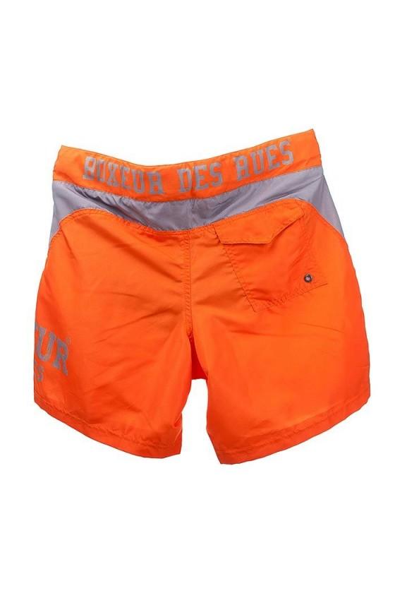 Шорты-плавки оранжевые