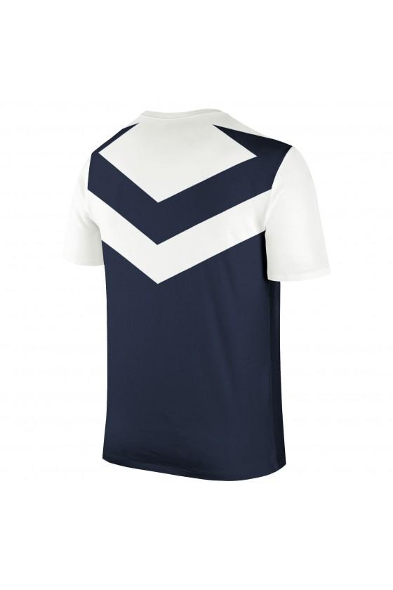 Футболка Akira Navy/White