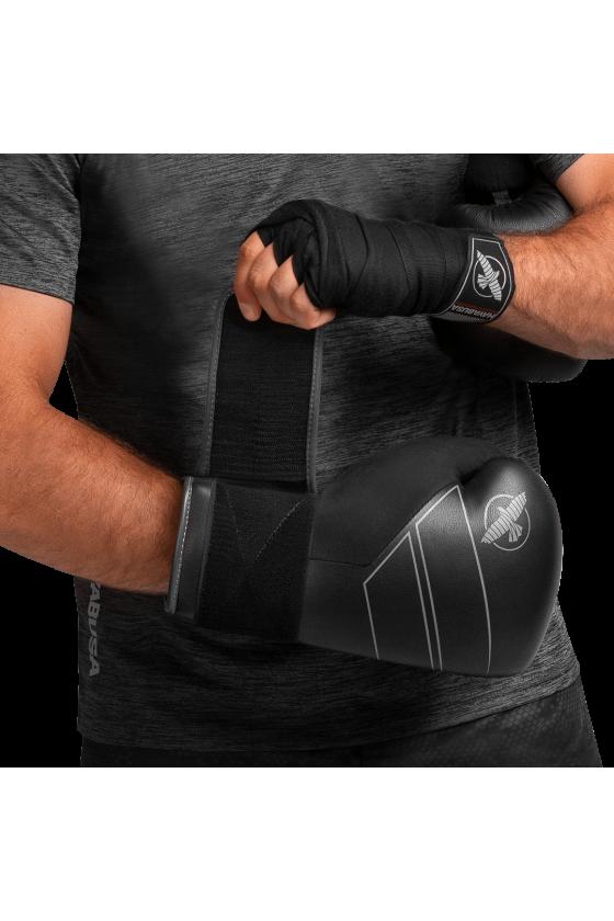 Боксерські рукавички Hayabusa S4 black