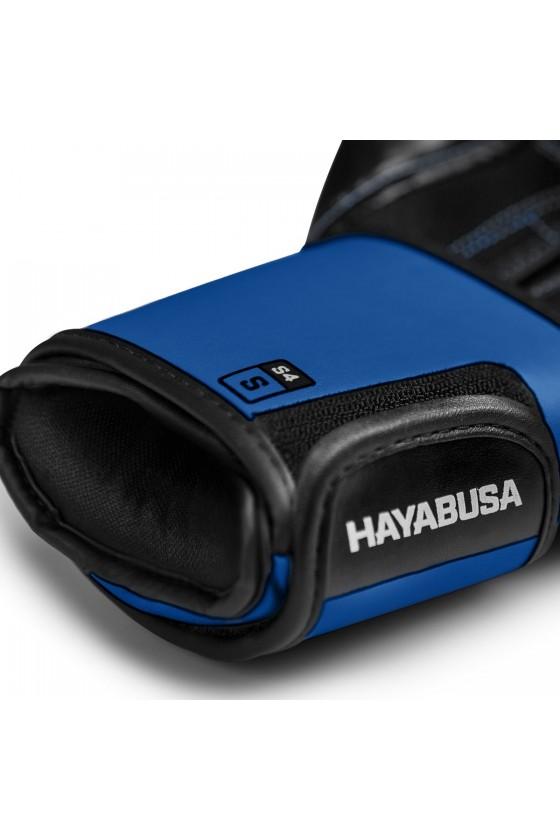Боксерские перчатки Hayabusa S4 blue