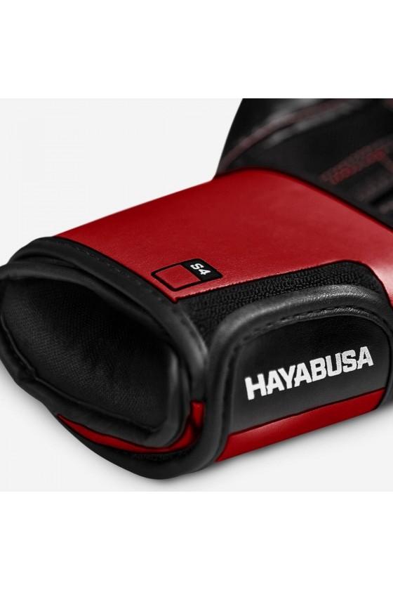 Боксерские перчатки Hayabusa S4 red