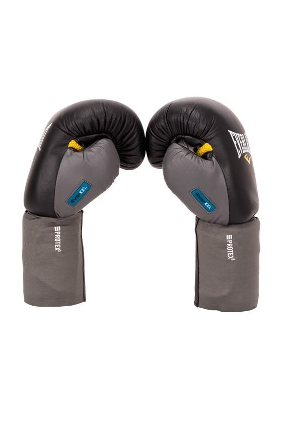 Боксерские перчатки Everlast Protex 3 Black