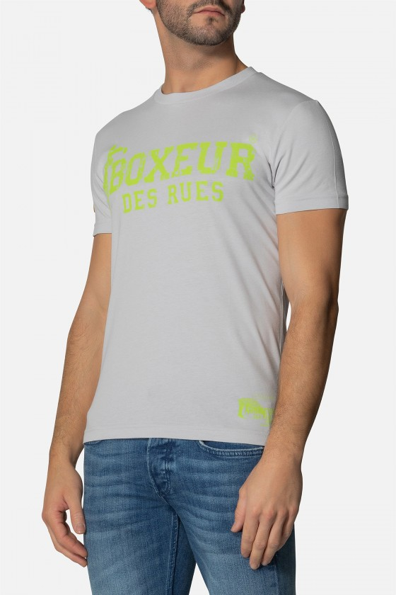 Футболка Boxeur street 2 grey