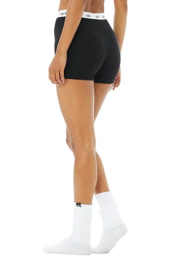 Женские шортики (нижнее белье) Black