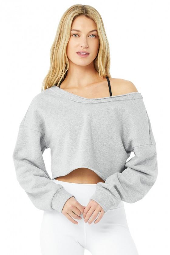 Жіночий укорочений пуловер...
