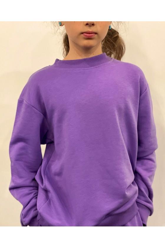 Свитшот детский Purple