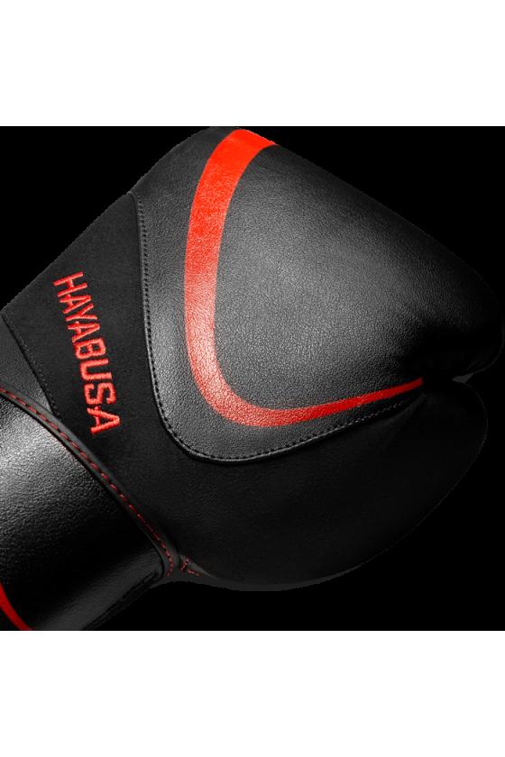 Боксерські рукавички Hayabusa H5 Black/Red
