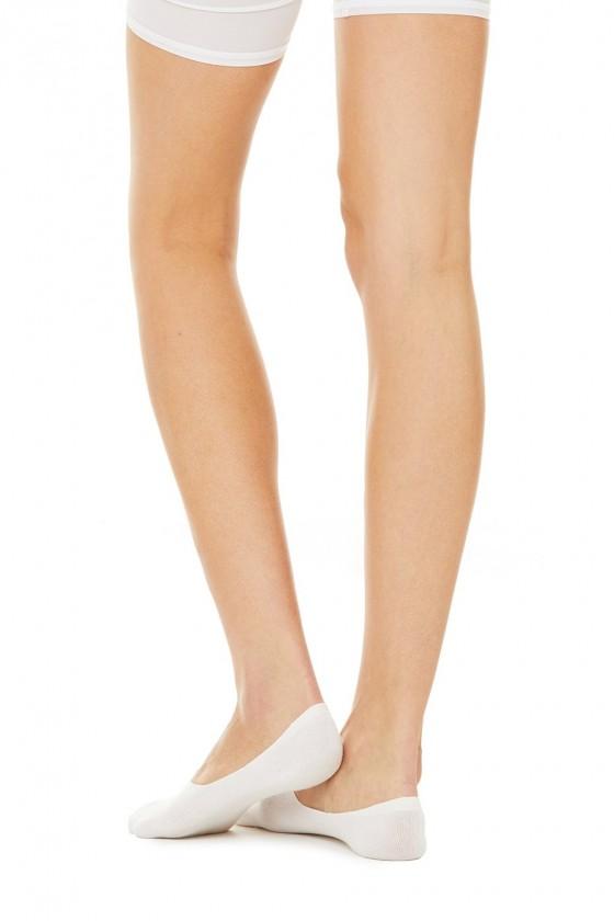 Женские тренировочные носки Conceal  White/Dove Grey