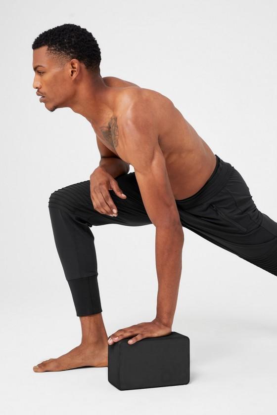 Блок для йоги Uplifting Black