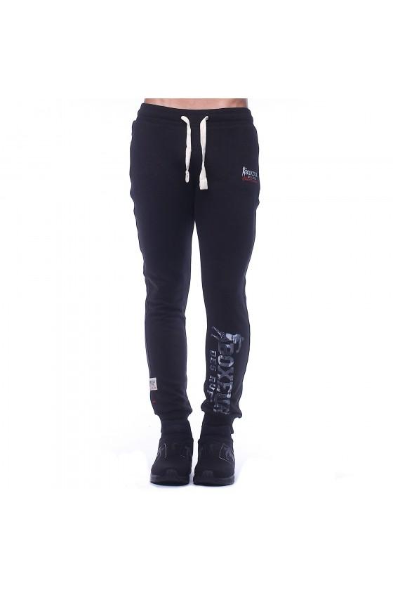 Спортивні штани чорні з...