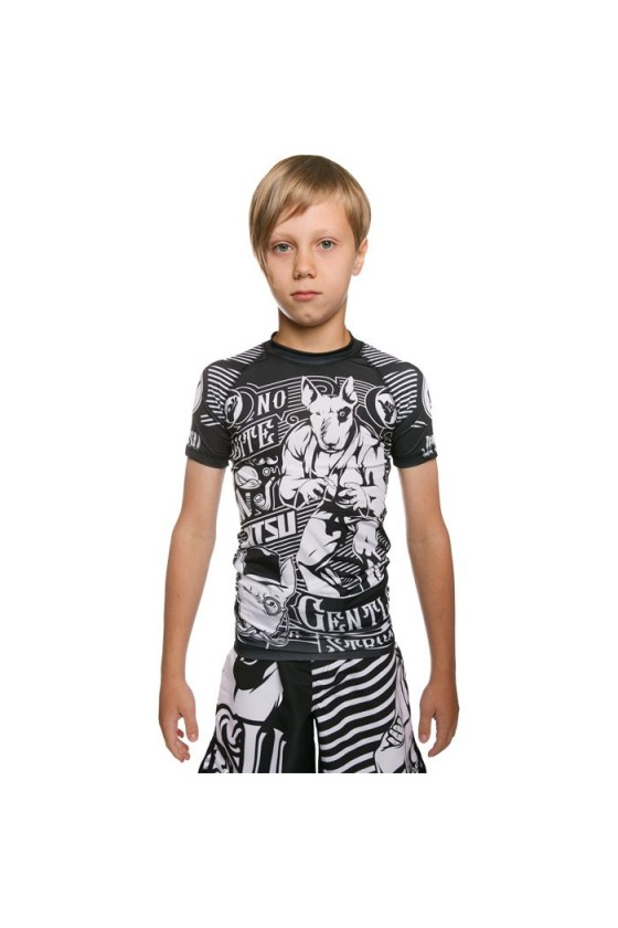 Дитячий рашгард Jitsu...