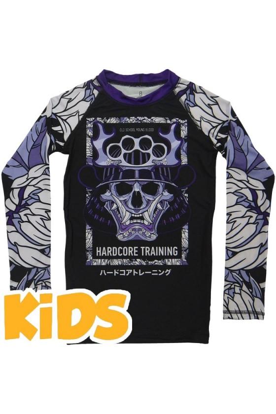 Дитячий рашгард Hardcore Training Chrysanthemum
