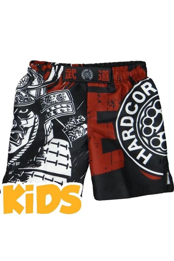 Детские шорты Hardcore Training Budo