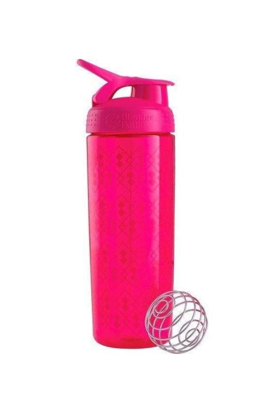 Спортивна пляшка-шейкер BlenderBottle Signature Pink