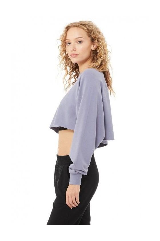 Женский пуловер Double Take Blue Moon