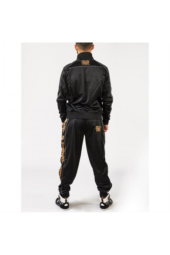 Спортивный костюм Premium Leone черный