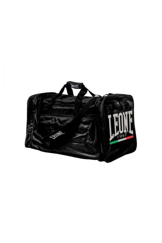 Тренувальна сумка Leone чорна