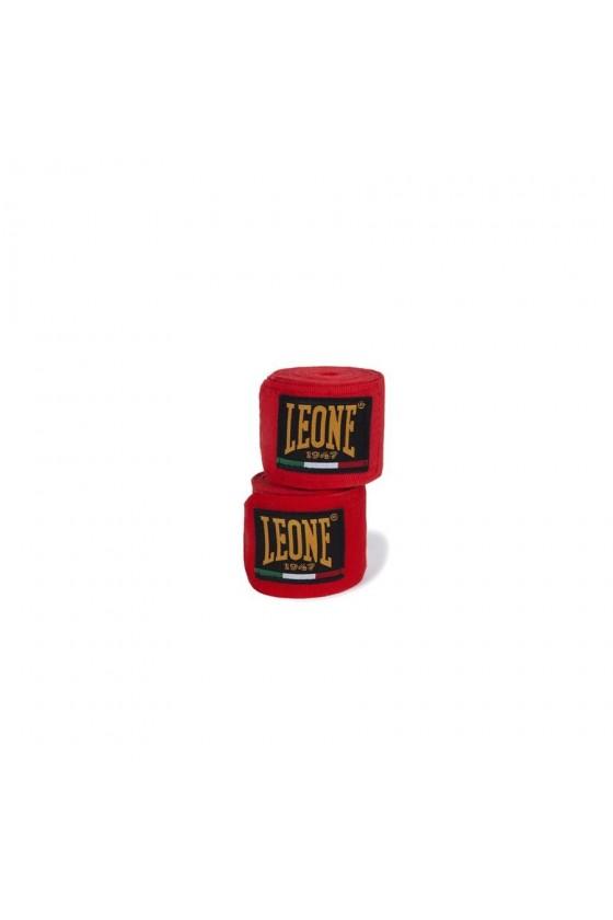 Бинты Leone красные 3,5 м