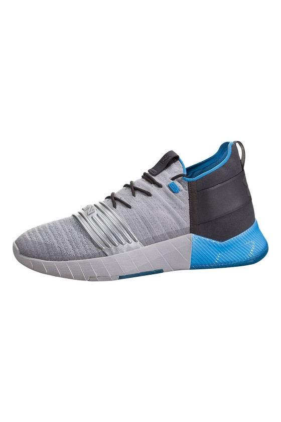 Кроссовки Silver/Blue-Grey...