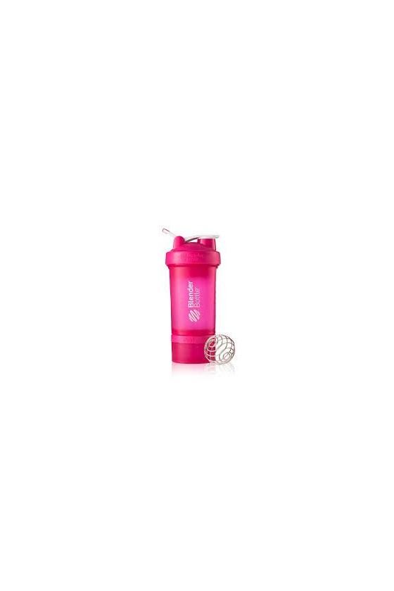 Шейкер BlenderBottle ProStak с шариком 650 мл Pink