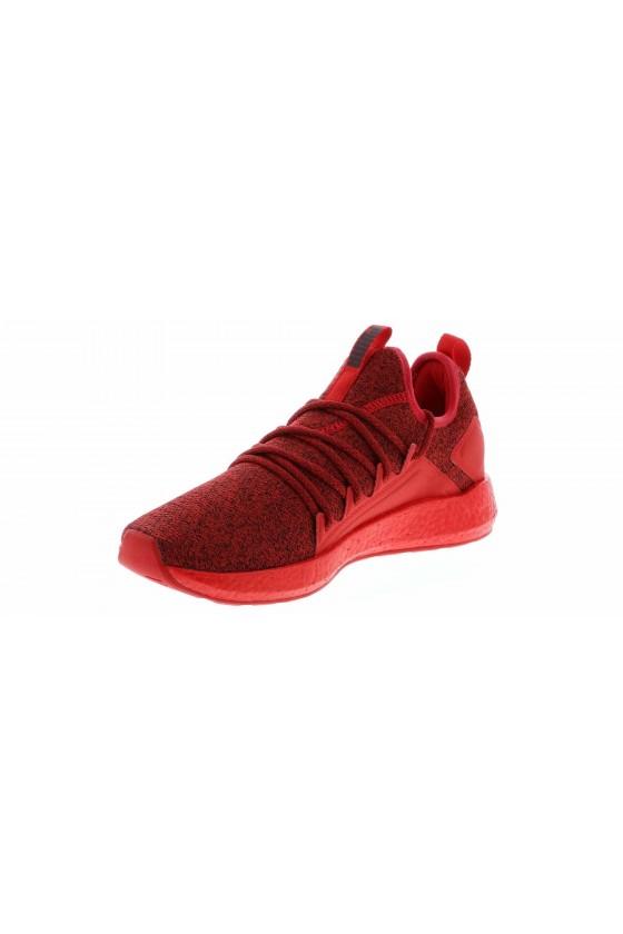 Мужские кроссовки puma NRGY Neko Knit красные