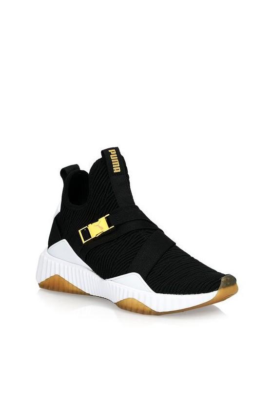 Жіночі кросівки puma DEFY MID VARSITY WN'S чорні