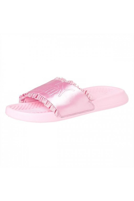 Женские сланцы POPCAT SILK WNS розовые