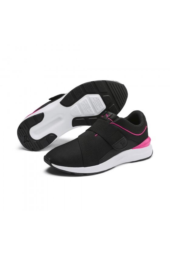 Женские кроссовки puma ADELA X черные