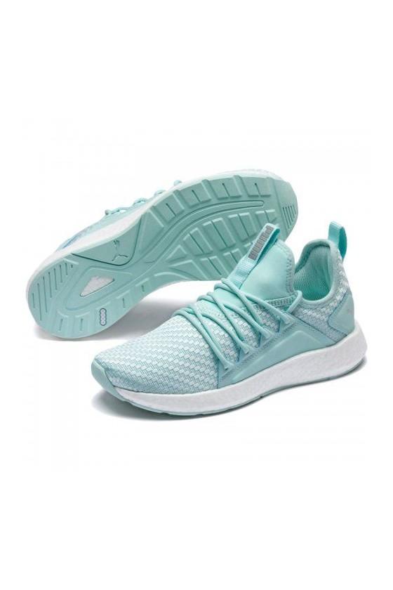 Жіночі кросівки puma NRGY Neko Knit Wns світло-блакитні