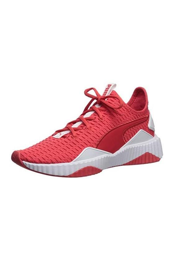 Жіночі кросівки puma DEFY TZ WN'S червоні