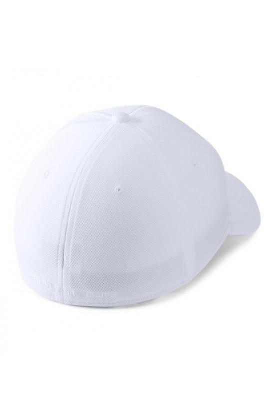 Бейсболка біла з білим...