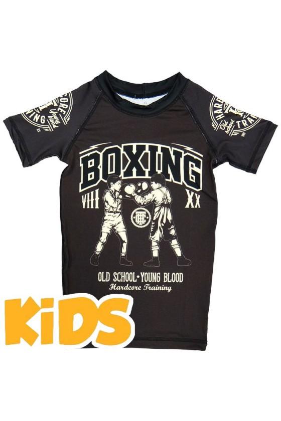 Детский рашгард Hardcore Training Kids