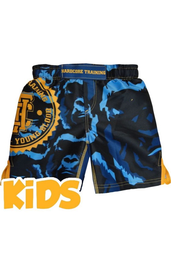 Дитячі шорти Hardcore Training Gorilla
