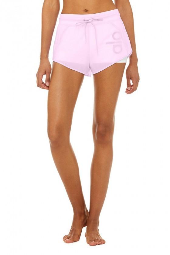 Женские шорты  Ambience Ultraviolet/White