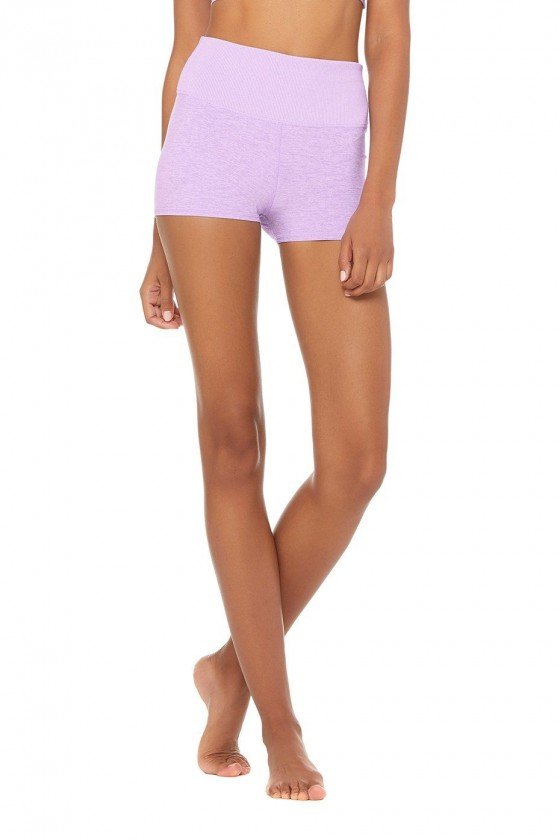 Жіночі шорти Alosoft Aura Ultraviolet heather