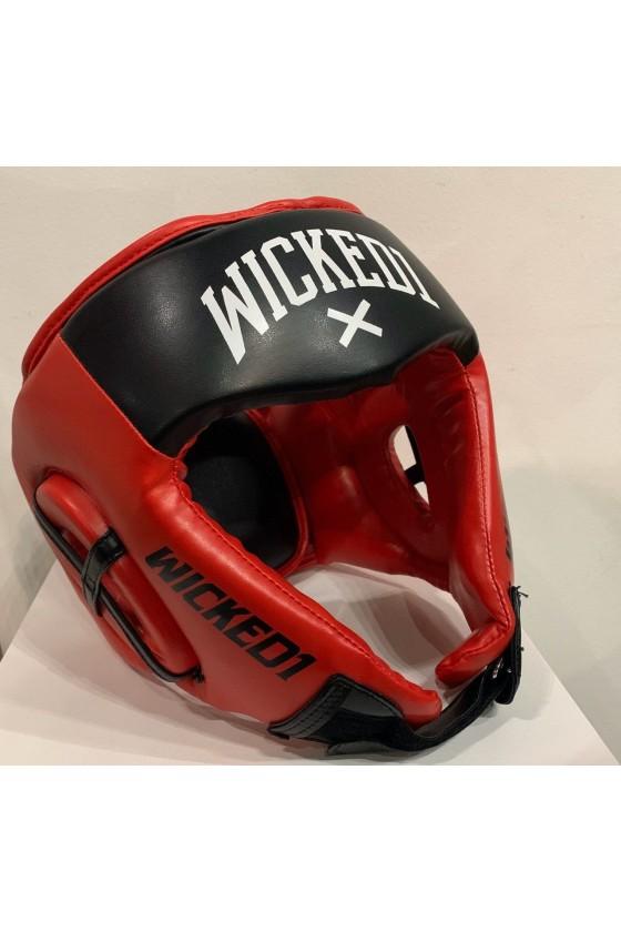 Боксерский шлем детский...