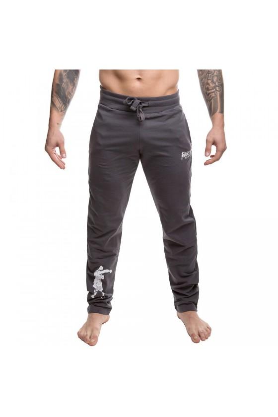 Мужские штаны антрацит