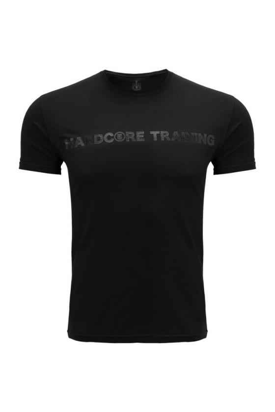 Футболка Hardcore Training Basic Black/Black