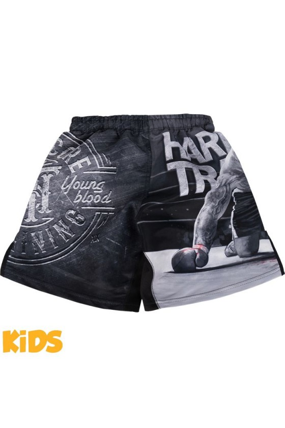 Детские шорты Hardcore Training х Ground Shark Die Hard