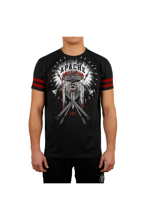 Футболка Apache черная