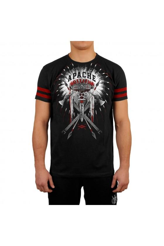 Футболка Apache чорна