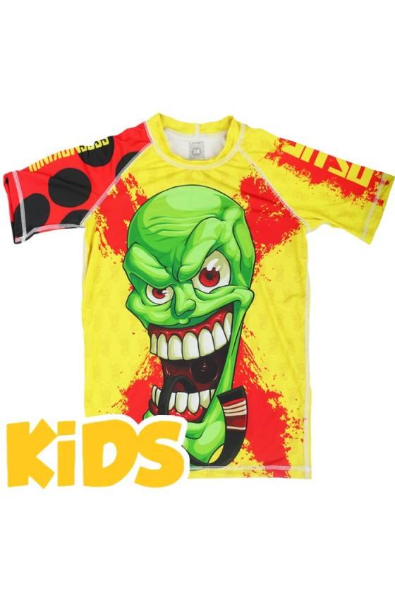 Дитячий рашгард Jitsu Mask