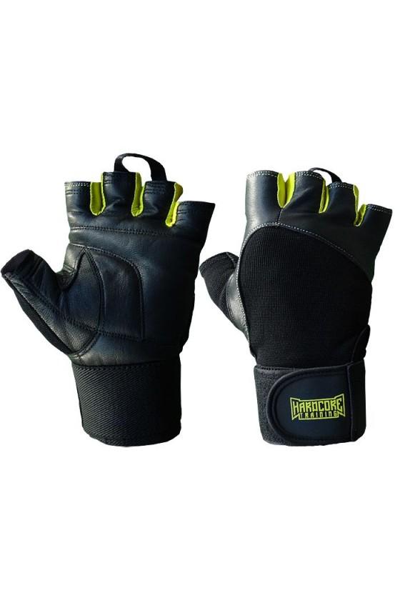 Жимовые перчатки Hardcore...