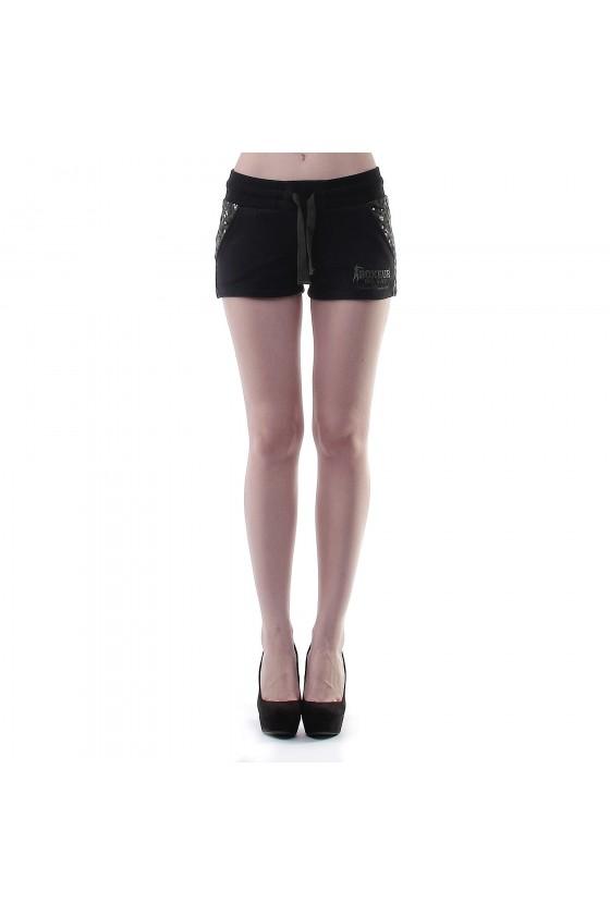 Женские шорты со встаквами...