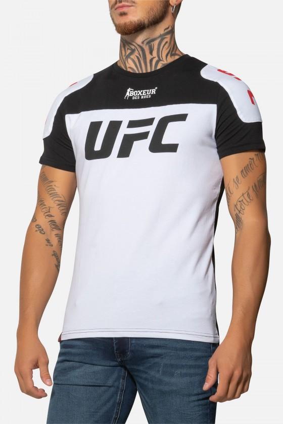 Футболка UFC с накладками...
