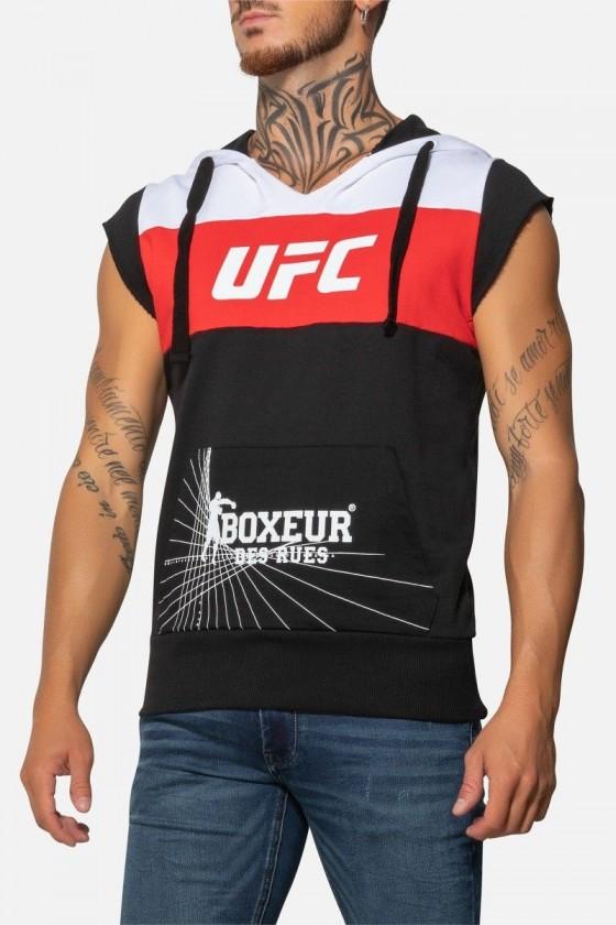 Свитшот UFC с принтом на...