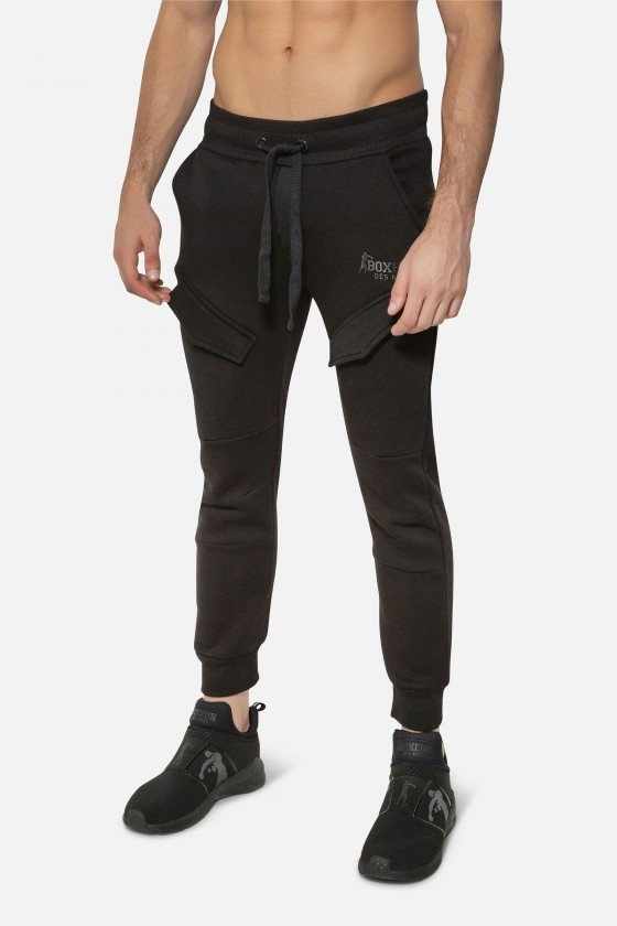 Спортивні штани Cargo чорні