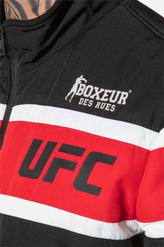 Бомбер UFC черный