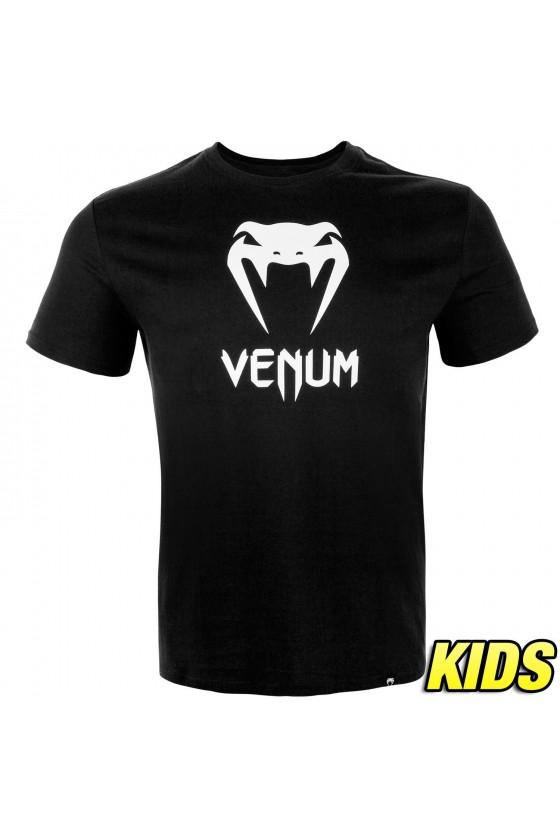 Дитяча футболка VENUM Classic Black